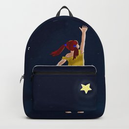 Reaching for the stars Backpack