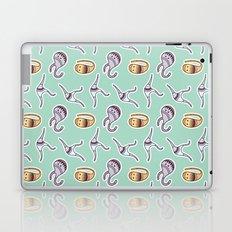 sticker monster pattern 1 Laptop & iPad Skin