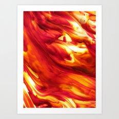 ephemera Art Print