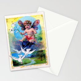 Easter Fairy Stationery Cards