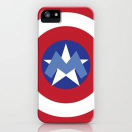 Captain Mangler iPhone Case
