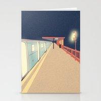 infinity Stationery Cards featuring Infinity by Fernanda Schallen