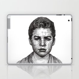 Little Jimmy Finkle Leader of the Gumball Gang Laptop & iPad Skin