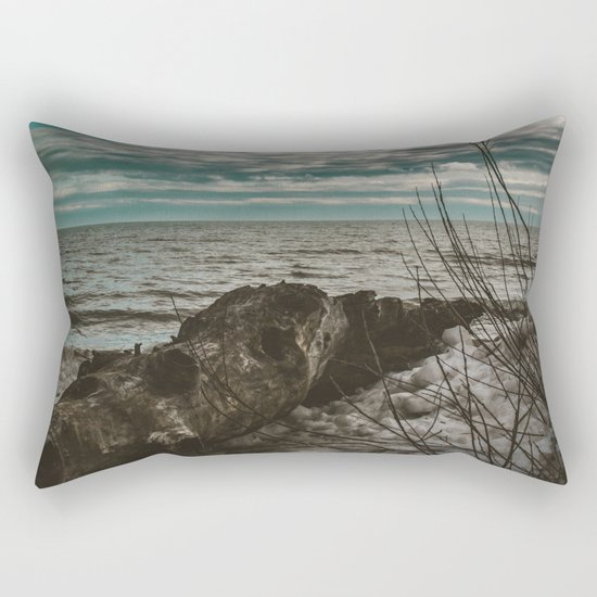 Drift Away Rectangular Pillow