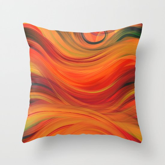 fabric Throw Pillow by Cool-Sketch-Len Society6