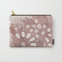 Cellular Geometry No. 2 Carry-All Pouch