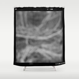 Confessin' the Blues Shower Curtain