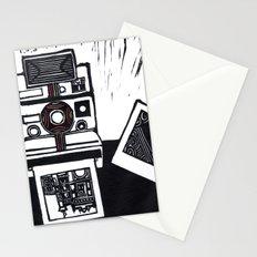 I dream in Polaroid  Stationery Cards