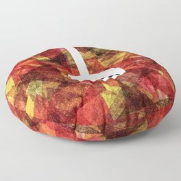 Time Out Floor Pillow
