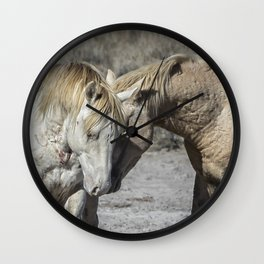 The Price and Prize of Living Free Wall Clock