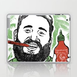 Castro Sauce Laptop & iPad Skin