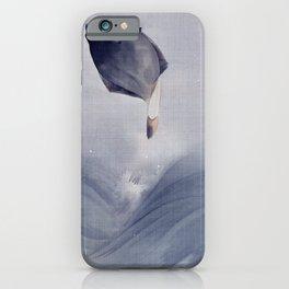 Watanabe Seitei Jumping Fish iPhone Case