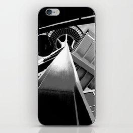 Space Needle iPhone Skin