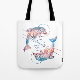 Spirit of the Dolphin Tote Bag