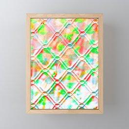 mattress 34 Framed Mini Art Print