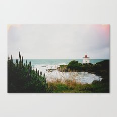 New Zealand: Bluff Lighthouse Canvas Print