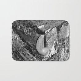 The Lower Yellowstone Falls Bath Mat