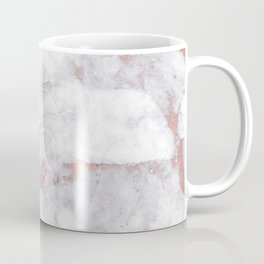 Marble Rose Gold - Lost Coffee Mug