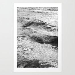 Take Me Surfing Art Print