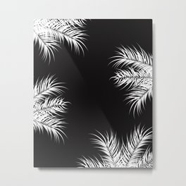 Tropical design 013 Metal Print