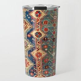 Megri Southwest  Anatolian Rug Print Travel Mug