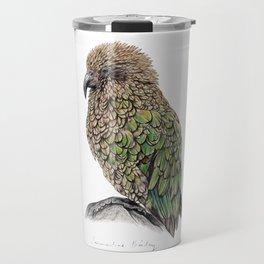 New Zealand Kea Travel Mug