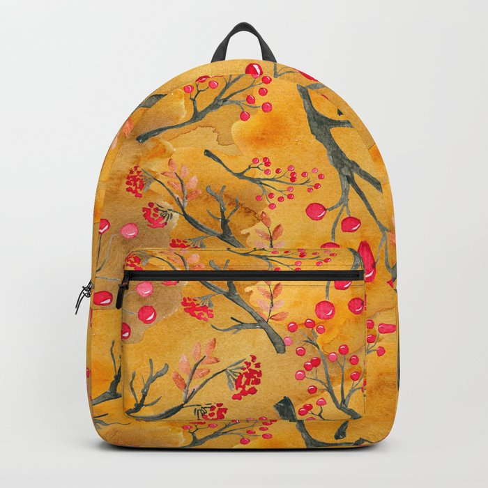 Autumn leaves #12 Backpack