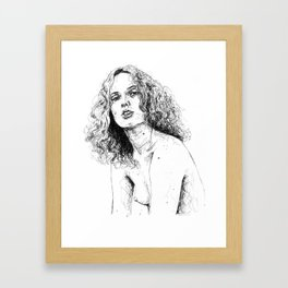 Petra Collins Framed Art Print