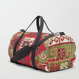 Sevan Kazak Southwest Caucasus Rug Print Duffle Bag