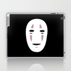 Spirited Away No Face Laptop & iPad Skin