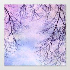 in heaven... Canvas Print