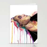 sister Stationery Cards featuring Sister by Siriusreno