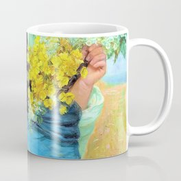 Spring Flowers - Digital Remastered Edition Coffee Mug