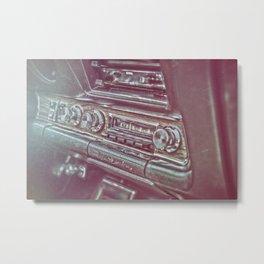 '69 GTO Metal Print