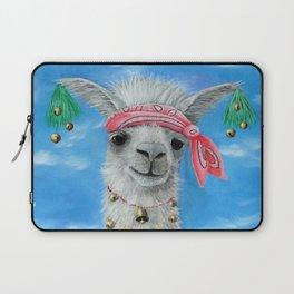 Llama Bandanna Laptop Sleeve