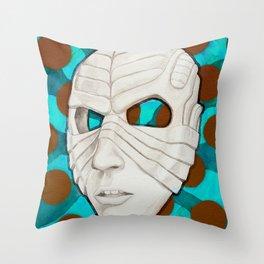 +K5 Trilobite Throw Pillow
