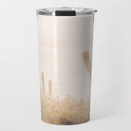 Saguaro Sunrise Travel Mug