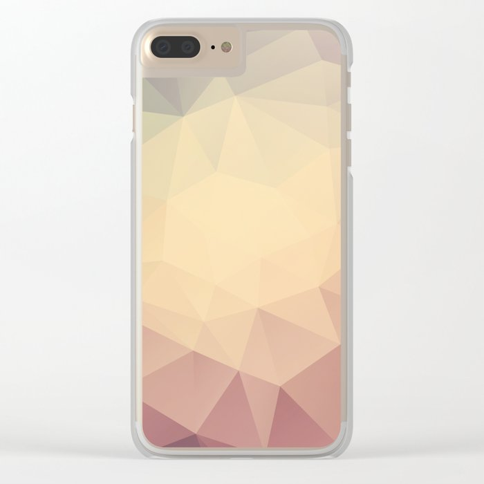 Evanesce Clear iPhone Case