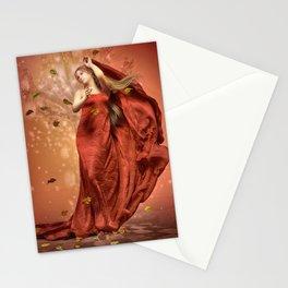 Oktober Wind Stationery Cards