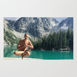 Mountain Zen Rug