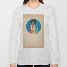 Orgullo pansexual Long Sleeve T-shirt