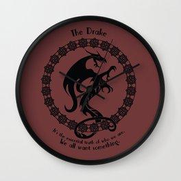 The Drake - 666 Park Avenue Wall Clock