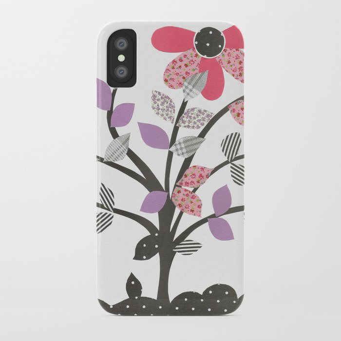 Le feuille iPhone Case
