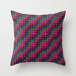 RONROND Throw Pillow
