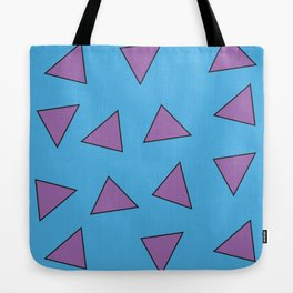 Rocko's Triangles Tote Bag