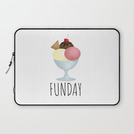 Sundae Funday Laptop Sleeve