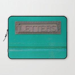 Letters Laptop Sleeve