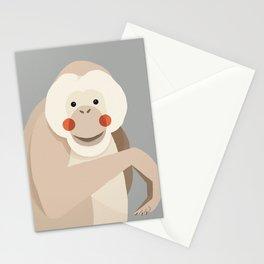 Orang Utan, Animal Portrait Stationery Cards