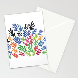 La Gerbe by Matisse Stationery Cards
