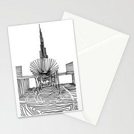 Dubai: Horro Vacui on an Urban Level Stationery Cards